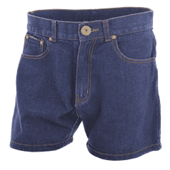 Rugged SA Kariba Denim Shorts - Dark Blue
