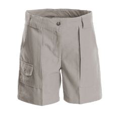 Rugged SA Ladies Kestrel Shorts - Stone
