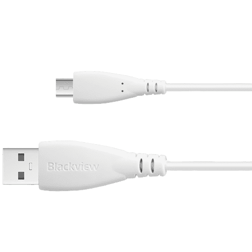 Blackview Charger Cable - Micro-USB Extended Tip