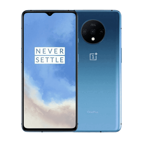 OnePlus 7T Android 10.0 Smartphone Dual-SIM, 48MP Camera