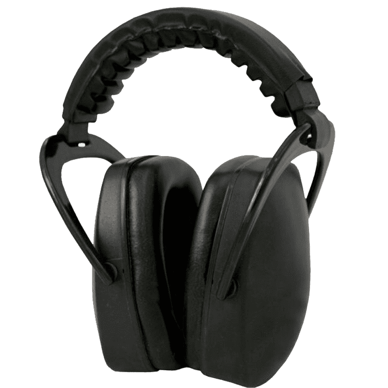 Rugged SA Ram Ear-Tect EF3G91-5 Non-Electronic Large Cup Earmuffs