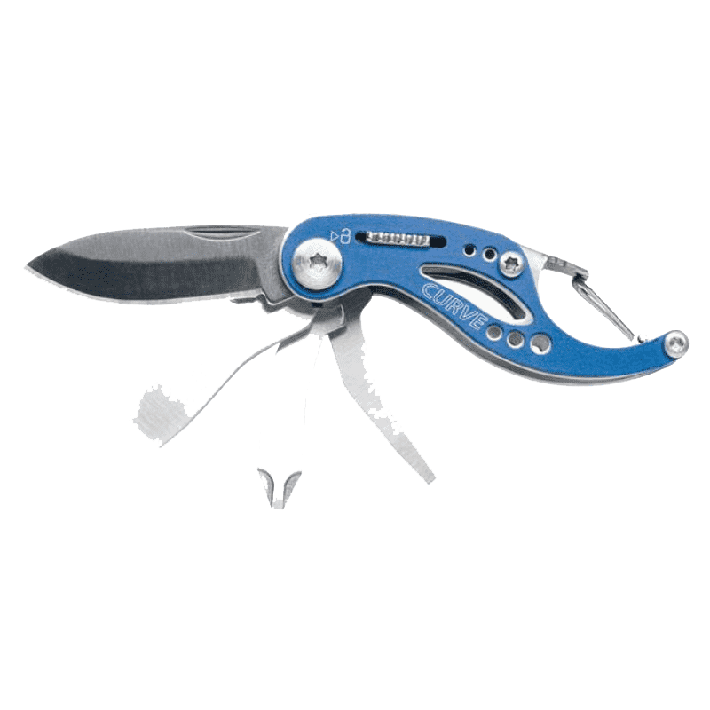 Gerber - Curve Blue Rugged Clam