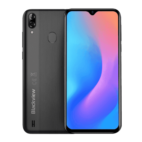 Blackview A60 Pro Android 9.0 Smartphone - 3GB, 16GB, Dual-SIM