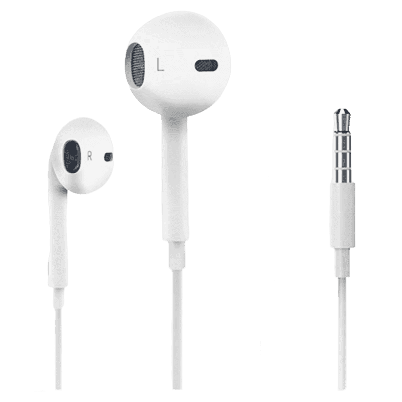 Rugged SA Blackview Earphones 3.5mm Audio Jack