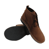 Rugged SA Ladie's Bouch Salvador Brown Vellies