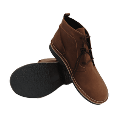 Rugged SA Men's Bouch Vellies Salvador Brown