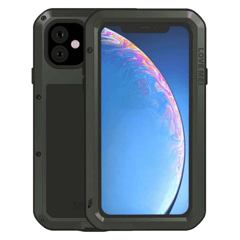 LOVE MEI Powerful Series iPhone 11 Rugged Cover
