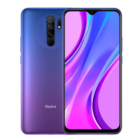 Xiaomi Redmi 9 - Android 10, 3GB, 32GB, Dual Sim, 13MP Camera, 4G Smartphone