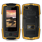 Rugged SA J6 Mini Android 6.0 Smartphone - 2GB, 16GB, IP68, Dual-SIM