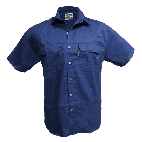Rugged SA Serengeti Light Shirt - Navy