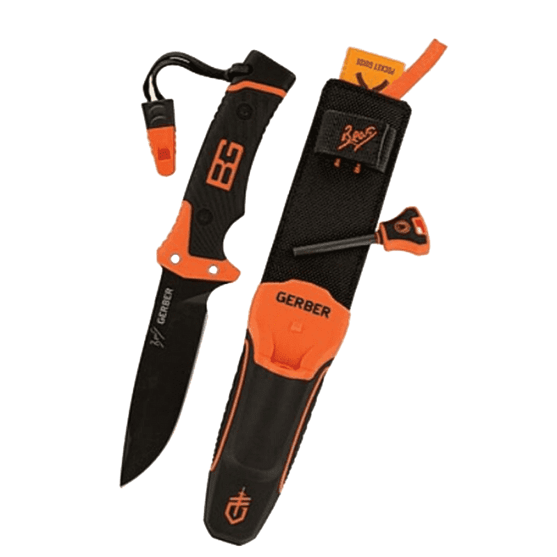 Rugged SA Gerber Bear Grylls ultimate pro fixed blade