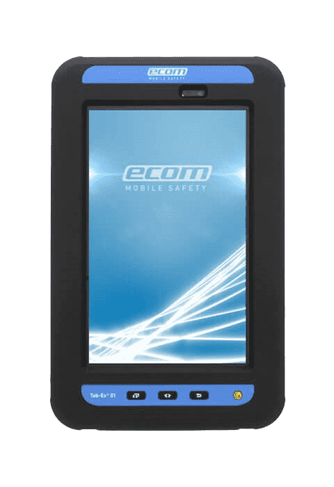 Ecom Tablet Tab-Ex Series | Zone 1/21 and Division 1