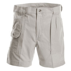 Rugged SA Timbavati Cargo Shorts - Stone