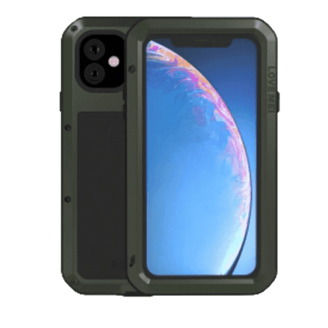 LOVE MEI Powerful Series iPhone 11 Pro Max Rugged Cover