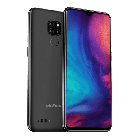 Ulefone Note 7P Android 9.0 Smartphone - 3GB, 32GB, Dual-SIM, Face-ID