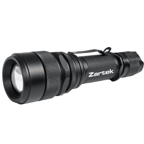 Zartek - ZA-457 Rechargeable LED Flashlight Torch 600Lm