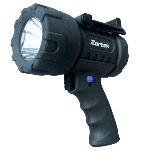 Zartek - ZA-478 Rechargeable LED Spotlight 1200Lm