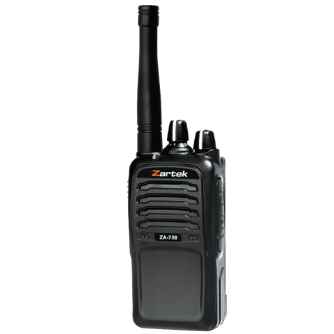 Zartek - ZA-758 Multi-Function Two-Way Radio