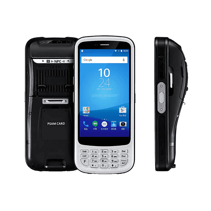 Chainway - C75 Android 6.0 2GB, 16GB, Mobile Computer with Printer