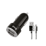 SNUG Car Juice 3.4A Quick Charge Car Charger