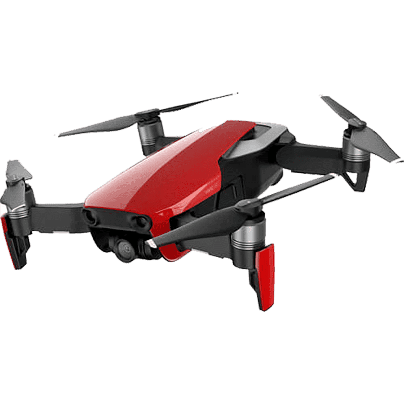 DJI Mavic Air Flame Red Combo Pack Drone