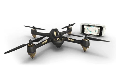 Drones - Hubsan H501A X4 5.8G FPV Brushless With 1080P HD Camera GPS RC Drone