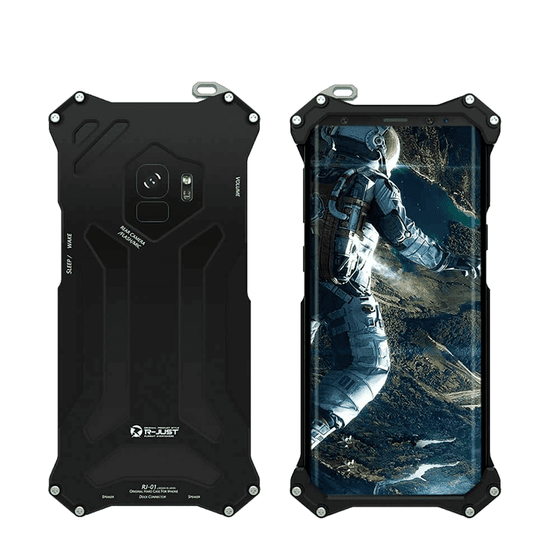 Rugged SA Gundam 360 Armor Case for Samsung Galaxy S9