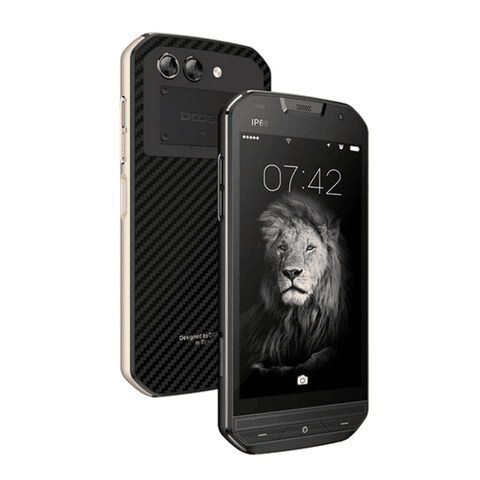 Doogee S30 IP68 Rugged Android 7.0 Smartphone - 2GB, 16GB, 8MP Dual Cam, Dual-Sim