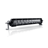 50W - Rugged SA 10'' Single Row Scene Light LED Bar, with brackets and harness