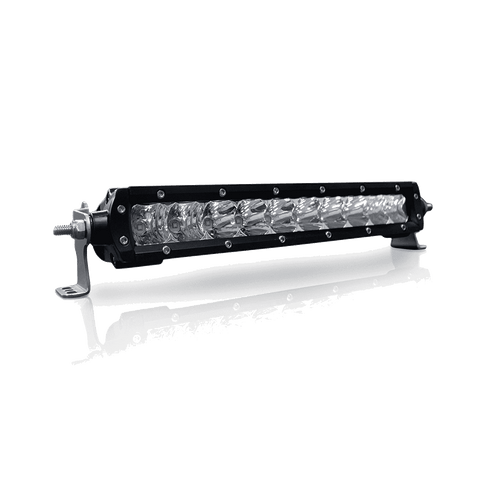100W, 10780 Lm - Rugged SA 20'' Single Row LED Light Bar, Combination, with brackets and harness