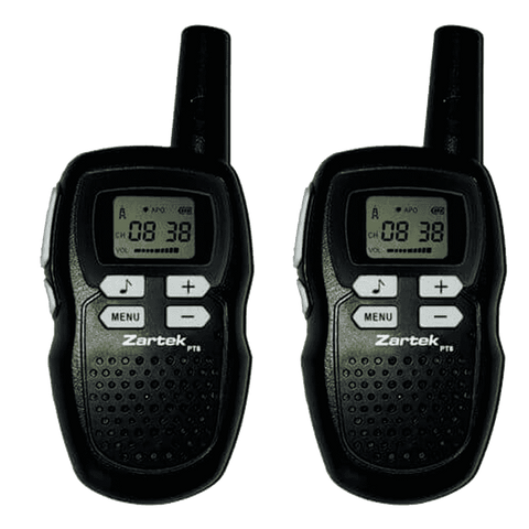 Zartek - PT8 Small Two-Way Radio Set