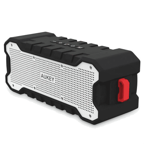 Aukey SK-M12 10 Watt Bluetooth 4.1 Wireless Rugged Outdoor Speaker