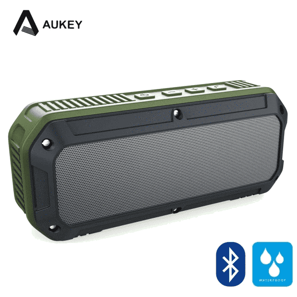 Aukey SK-M8 Rugged Outdoor Bluetooth 4.0 Speaker