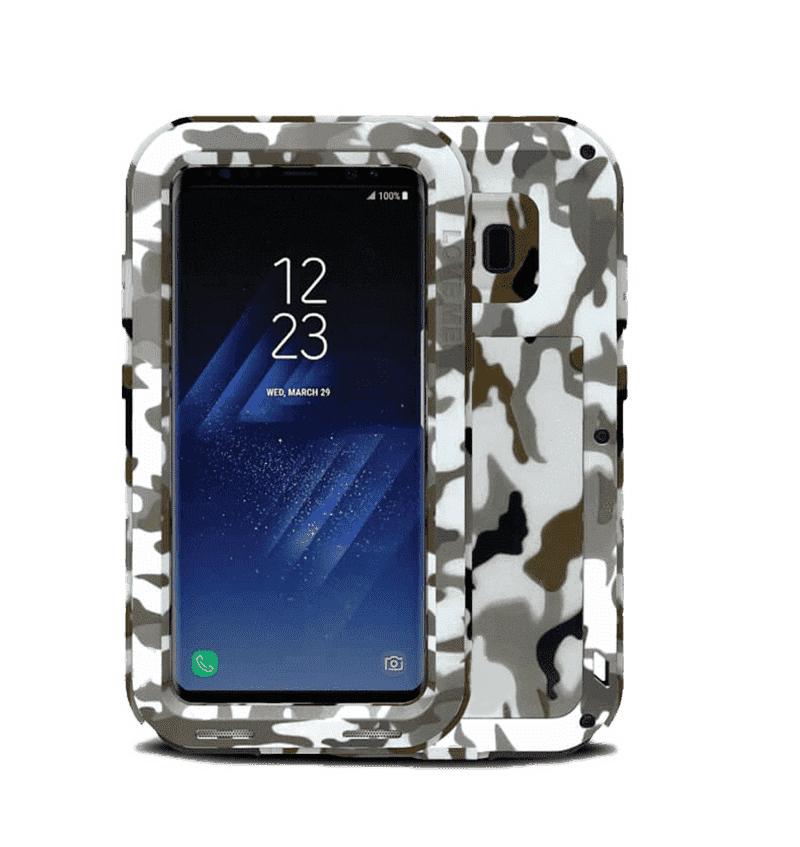 LOVE MEI Camo Series For Samsung Galaxy S8