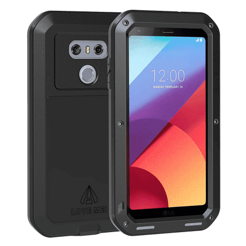 Rugged Cover - LOVE MEI Powerful Series For LG G6