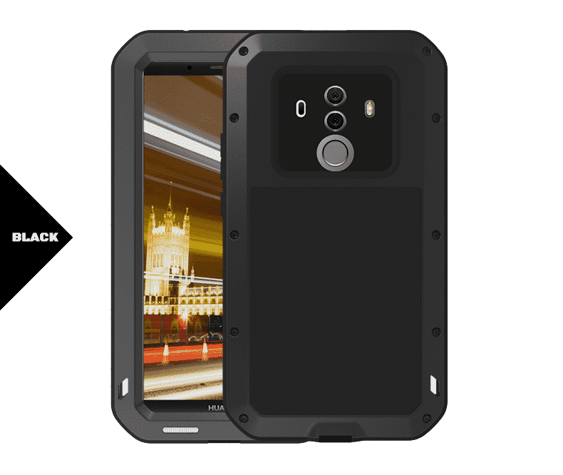 Rugged Cover - LOVE MEI Powerful Series Huawei Mate 10 Pro
