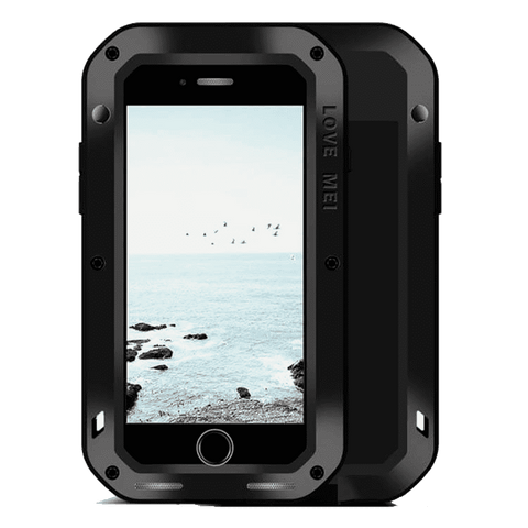 Rugged Cover - LOVE MEI Powerful Series IPhone 7/8