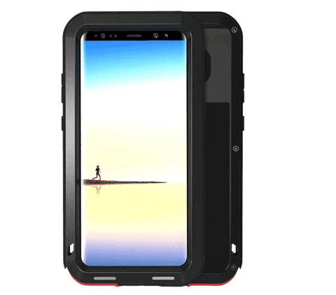 Rugged Cover - LOVE MEI Powerful Series Samsung Galaxy Note 8
