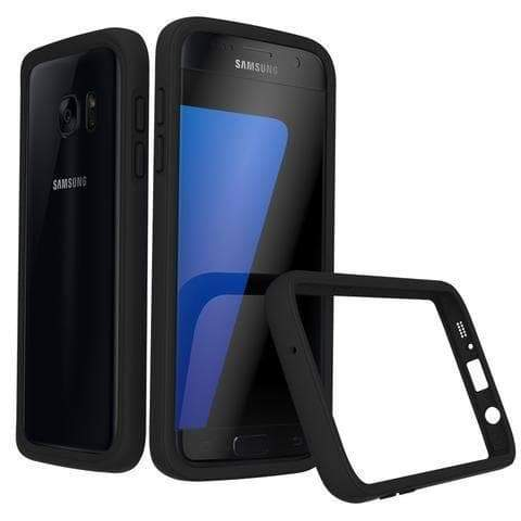 RHINOSHIELD Crash Guard Bumper Case - Samsung S7