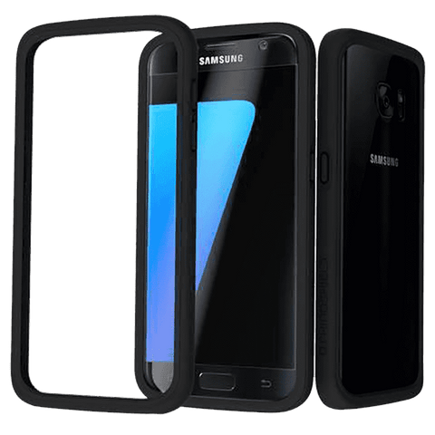RHINOSHIELD Crash Guard Bumper Case - Samsung Galaxy S7