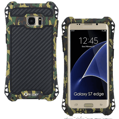 Rugged Cover - Rugged SA AMIRA ELITE 360° Armor Case For Samsung S7