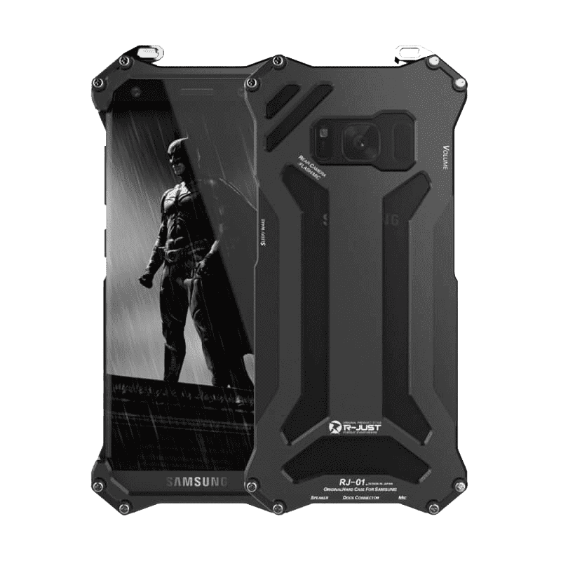 Rugged SA Gundam 360° Armor Case for Samsung Galaxy S8 Plus