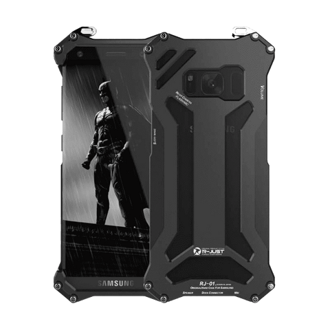 Rugged Cover - Rugged SA Gundam 360° Armor Case For Samsung Galaxy S8 Plus