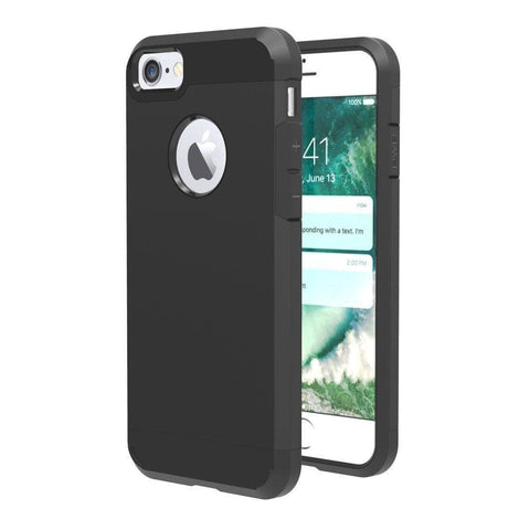 Tuff-Luv - Twin Armour Rugged TPU Covers - iPhone 7 & 7 Plus