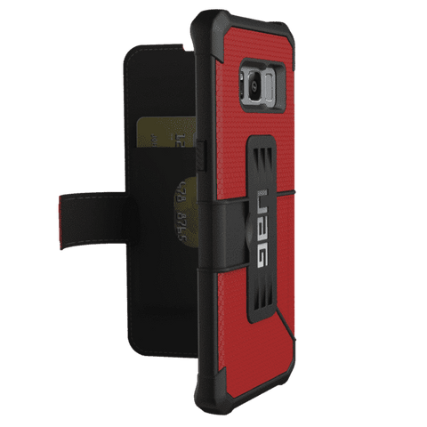 Rugged Cover - UAG METROPOLIS Rugged Cover - Samsung S8, S8+