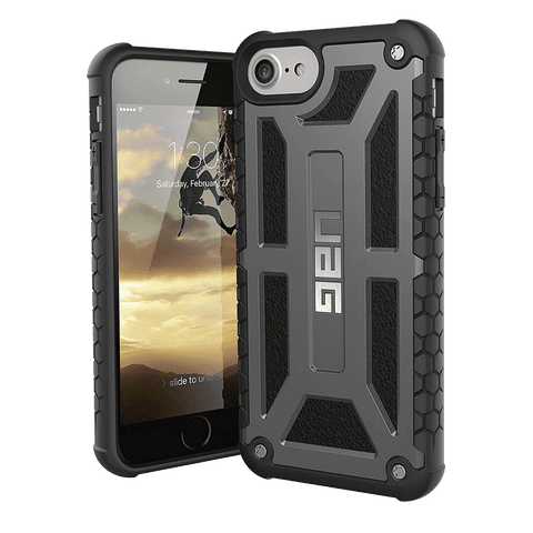Rugged Cover - UAG Monarch SERIES Rugged Cover - IPHONE 8/7/6/6s