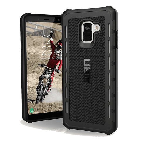 Rugged Cover - UAG OUTBACK Rugged Cover - Samsung A8 (2018)