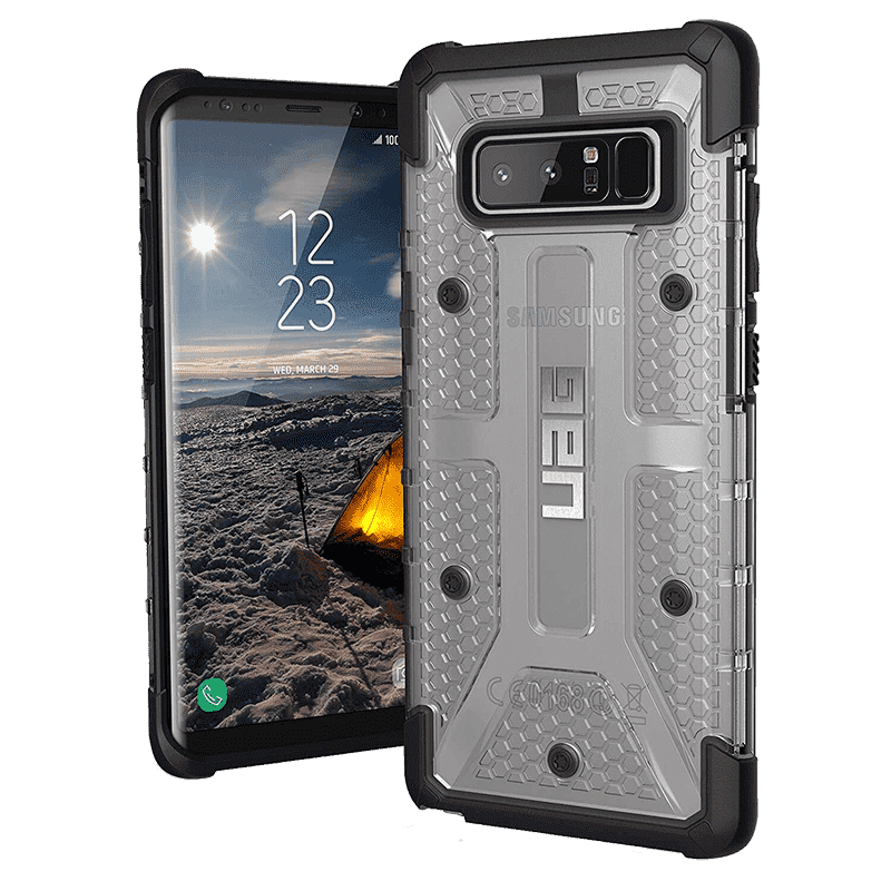 Rugged Cover - UAG Plasma SERIES Rugged Cover - Samsung Note 8
