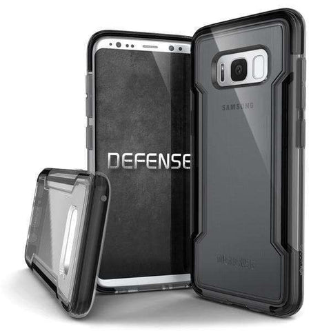 Rugged Cover - X-Doria DEFENSE CLEAR Rugged Cover - Samsung S8 Plus