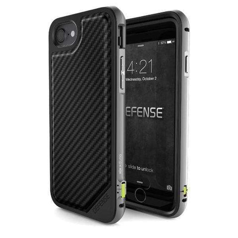 Rugged Cover - X-Doria DEFENSE LUX Rugged Cover - IPhone 7 Plus